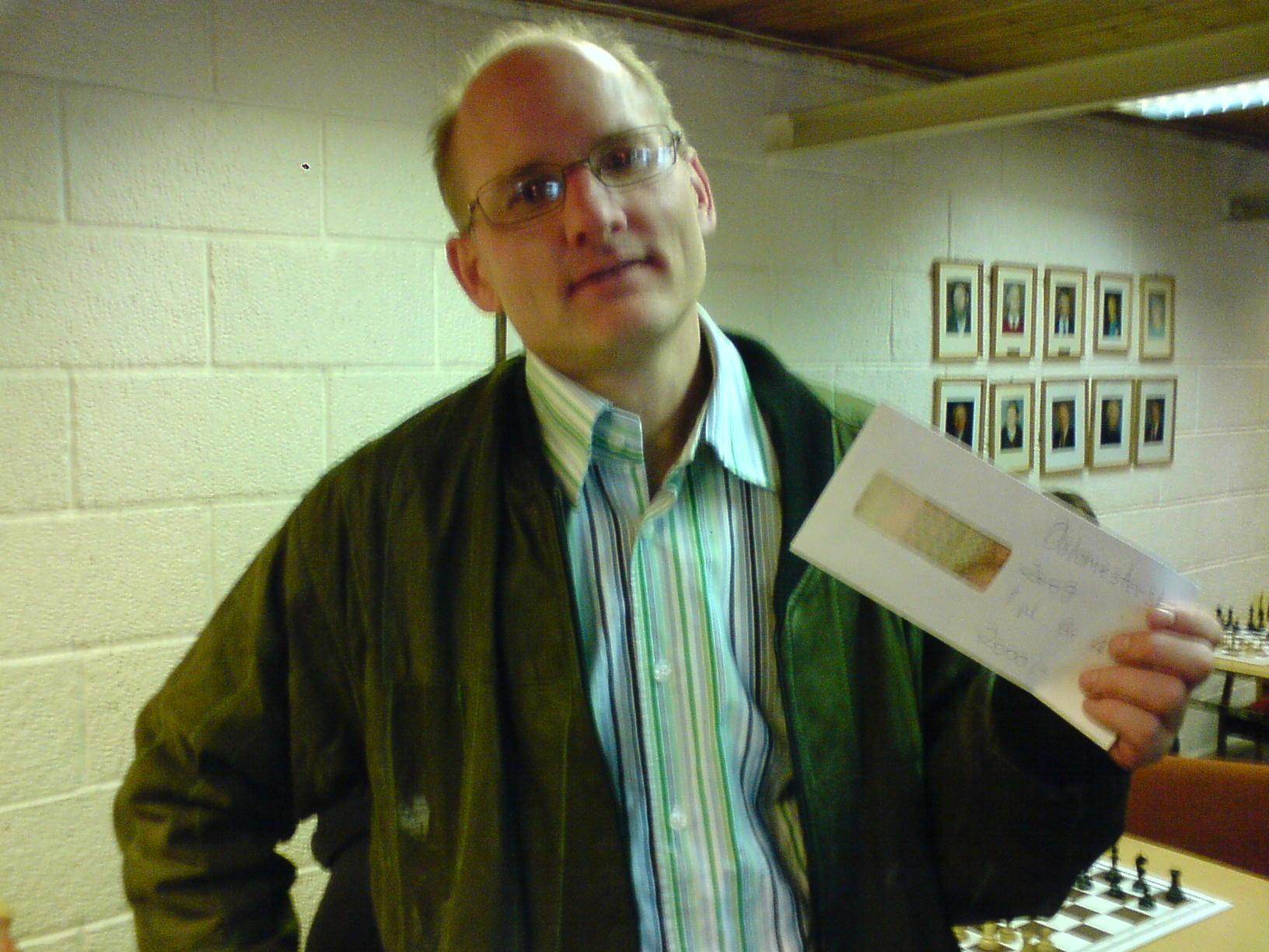 Gudmund Stenersen fra arrangørklubben Stjernen vant i 2009. Din tur i år?