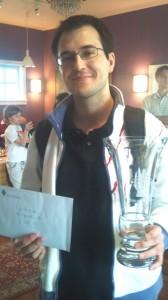 En hard negl for alle i Oslomesterskapet 2011.